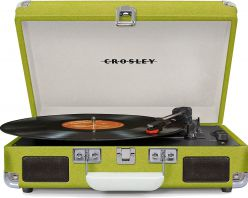 Gramofon Crosley Cruiser-Green