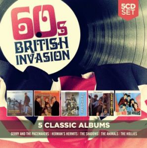 Various Artists - 60s British Invasion