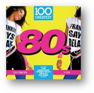 Various Artists - 100 Greatest 80s