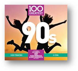 Various Artists - 100 Greatest 90s