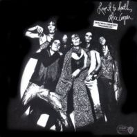 Alice Cooper - Love It To Death [black & white VINYL]