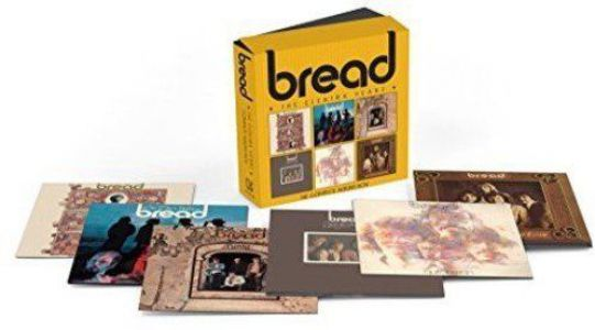 Bread - The Elektra Years: Complete Albums Box