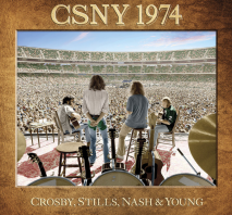 Crosby, Stills & Nash - CSNY 1974 box