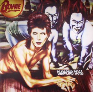 David Bowie - Diamond Dogs (2016 Remastered Version) [VINYL]