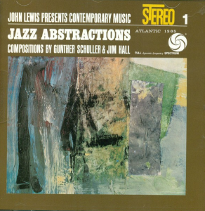 John Lewis - John Lewis Presents Jazz Abstractions
