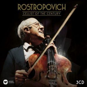 Mstislav Rostropovic - Cellist of the Century