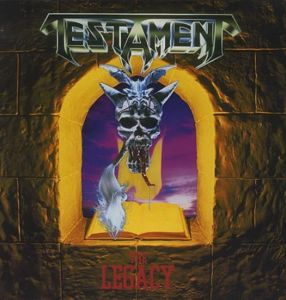 Testament - The Legacy [Green VINYL]