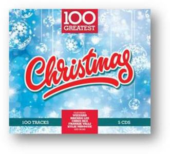 Various Artists - 100 Greatest Christmas