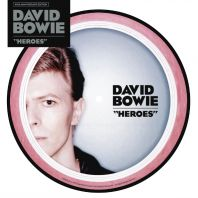 "David Bowie - Heroes (40th Anniversary Picture Disc Edition) [7"" Vinyl]"