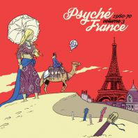 Various Artists - Psyche France [VINYL] RSD 2017