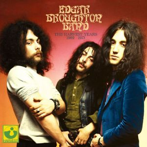 Edgar Broughton Band - The Harvest Years (1969-1973)