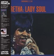 Aretha Franklin - Lady Soul & I Never Loved a Woman (Vinyl coffret)