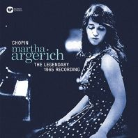 Martha Argerich - Chopin - The Legendary 1965 Recording [VINYL]