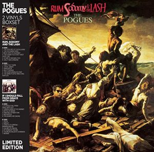 The Pogues - If I Should Fall from Grace With God & Rum, Sodomy and the Lash (Vinyl coffret)