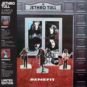 Benefit & Warchild (Vinyl coffret)