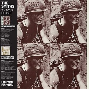 The Smiths - Meat Is Murder & Strangeways Here We Come (Vinyl coffret)