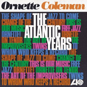 Ornette Coleman - The Atlantic Years (Vinyl Box)