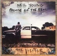 Neil Young - The Visitor [VINYL]