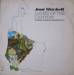 Joni Mitchell - Blue & Ladies of the Canyon (Vinyl)