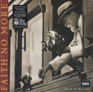 Faith no more - Album of the Year [Deluxe Edition] [VINYL]