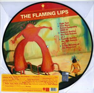 The Flaming Lips - Yoshimi Battles The Pink Robots (Picture Disc Vinyl) [VINYL]