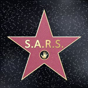 SARS - S.A.R.S. - 5 CD box