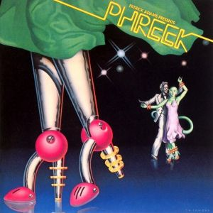 Electric Prunes - Patrick Adams Presents Phreek