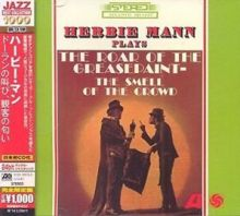 Herbie Mann - The Roar of the Greasepaint, the Smell of the Crowd
