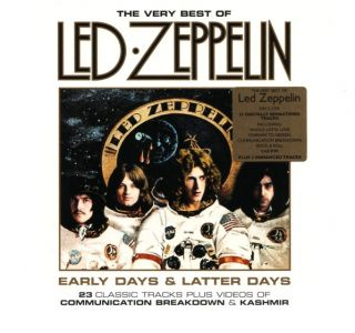 Led Zeppelin - Early Days and Latter Days - The Very Best of Led Zeppelin
