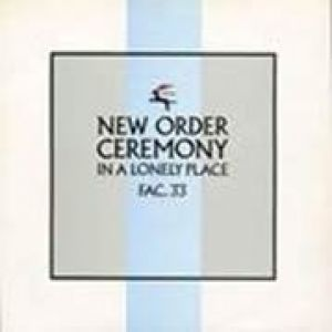 New Order - Ceremony (version 2) (Vinyl)