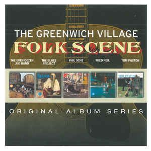 Various Artists - Original Album Series-Greenwich Village Folk Scene