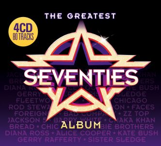 Various Artists - The Greatest Seventies Album
