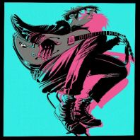 Gorillaz - The Now Now [VINYL,badges, download card] box