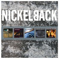 Nickelback - Original Album Series