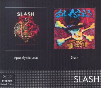 Slash - Slash-Coffret 2cd
