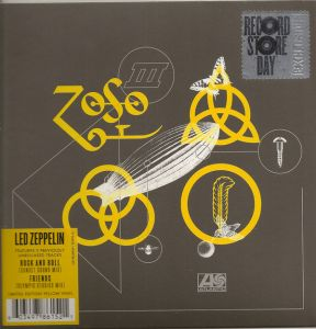 Led Zeppelin - Rock N Roll / Friends (Vinyl) RSD 2018.