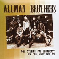 Allman Brothers Band - A&R Studios - New York 26th August 1971 [VINYL]