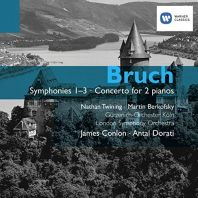 James Conlon - Bruch: Symphonies and Concerto for 2 pianos
