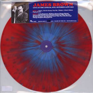 James Brown - Live At The Apollo: Nyc, October 24th 1962 [VINYL]
