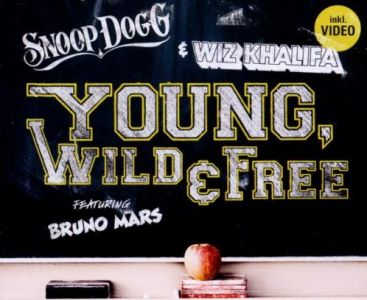 Snoop Dogg & Khalifa, Wiz Feat. Mars, Bruno - Young, Wild & Free (2track)
