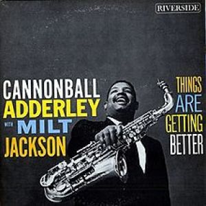 Milt Jackson - Things Are Getting Better [VINYL]