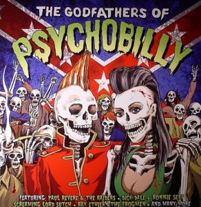 Various Artists - Godfathers Of Psychobilly (180g 2LP Gatefold) [VINYL]