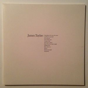 James Taylor - Greatest Hits Vinyl