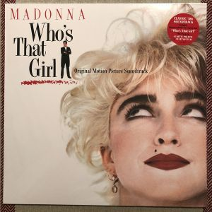 Madonna - Who's That Girl (Vinyl)