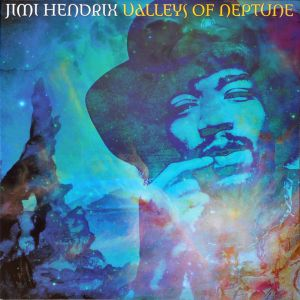 Jimi Hendrix - Valleys Of Neptune (Vinyl)