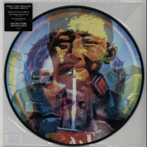 "Manic Street Pre - Holy Bible 20, US Mix: 20th Anniversary Picture Disc [12"" Vinyl]"