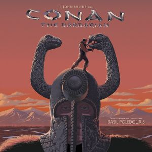 Basil Poledouris - Conan The Barbarian (Original Soundtrack) (Vinyl)
