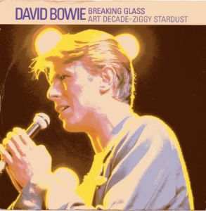David Bowie - Breaking Glass E.P.