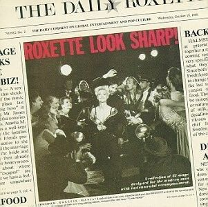 Roxette - Look Sharp (Vinyl/CD/DVD box)