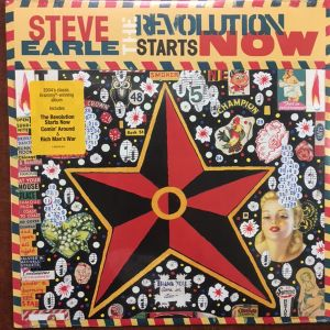 Steve Earle - Revolution Starts Now [VINYL]